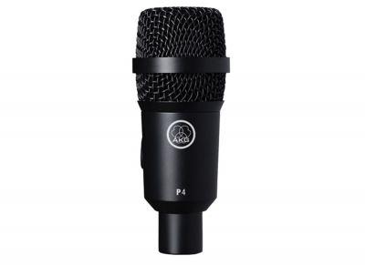 Akg - Akg P4 Dinamik Enstrüman Mikrofonu