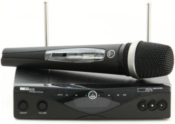 Akg - Akg - WMS 45 Perception UHF Yaka Mikrofonu Seti