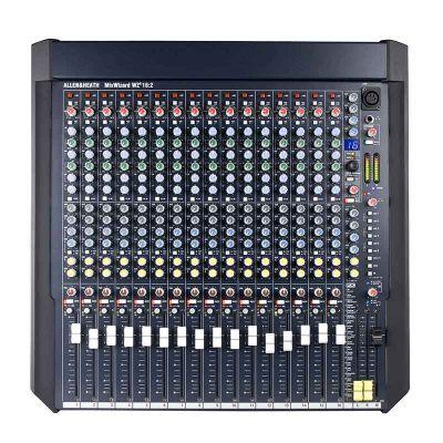 Allen & Heath - Allen & Heath MixWizard WZ4 16:2 16 Kanal Mixer