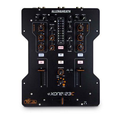 Allen & Heath - Allen & Heath Xone:23C 2 Kanal DJ Mikser