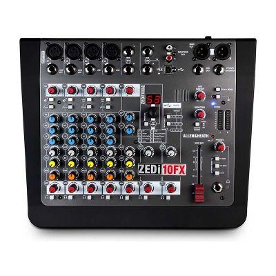Allen & Heath - Allen & Heath ZEDi-10FX Hybrid Compact Mikser