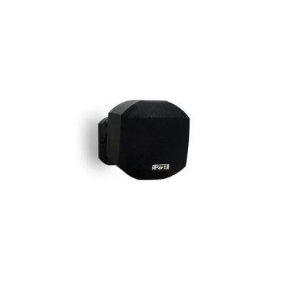 Apart - Apart MASK2 Kabin Tipi Hoparlör (Siyah-Beyaz)