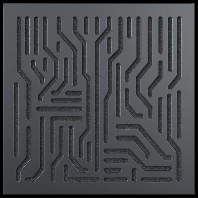 - Artnovion Azteka (Noir) - Bass Trap HP