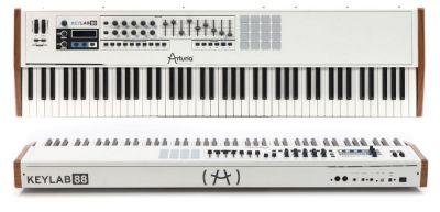Arturia - ARTURIA Keylab 88 - 88 tuş hammer action keyboard / controller + Soft Synth