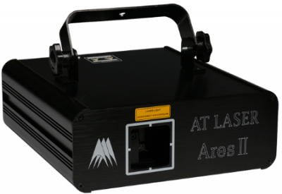 AT Lazer - AT Lazer ARES II
