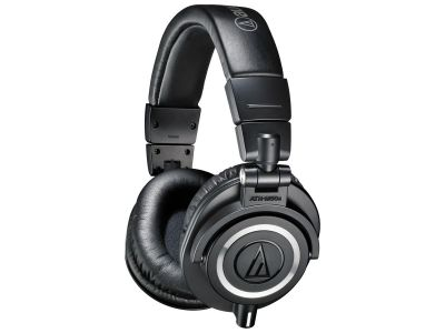 Audio-Technica - Audio-Technica ATH-M50X Stüdyo Referans Kulaklığı