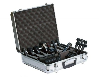 Audix - Audix DP QUAD Davul Mikrofon Seti