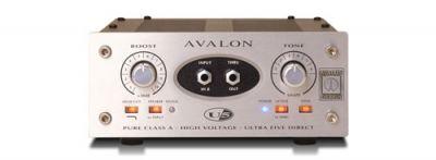 Avalon - AVALON U-5 Instrument Preamp - Enstrüman Preamfisi / DI Box