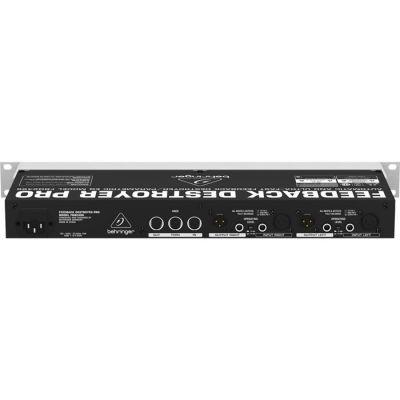 Behringer - Behringer FBQ2496 40 Filtreli Otomatik Feedback Kesici