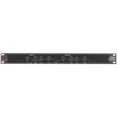 dbx - dbx 223 XS Stereo 2 Yollu Crossover