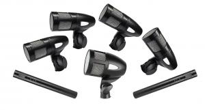 Doppler - Doppler Bullet-700 Davul Seti 7'li Case'li