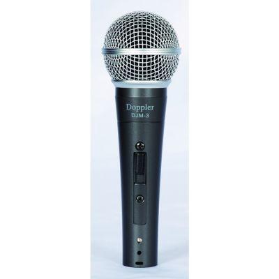Doppler - Doppler DJM-3 Dinamik Mikrofon