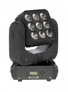 Eclips - Eclips Inca 9x12W RGBW Beam Led efekt Robot Işık