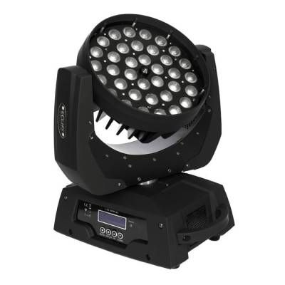 Eclips - Eclips Zoom-360 36x10 Watt RGBW Sese Duyarlı Işık