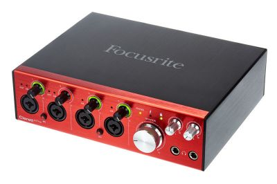 Focusrite - Focusrite Clarett 4Pre