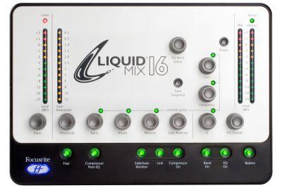 Focusrite - Focusrite Liquid Mix 16