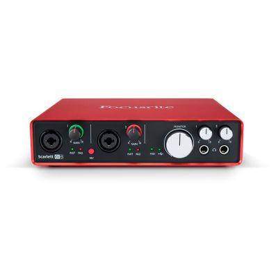 Focusrite - Focusrite Scarlett 6i6 MK2 Ses Kartı