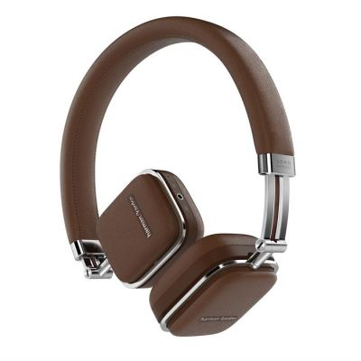 Harman Kardon - Harman Kardon Soho Wireless Kulaklık OE Kahverengi