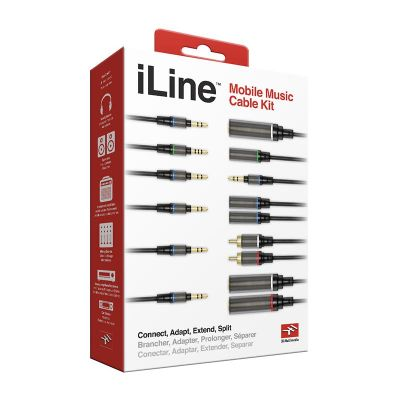 IK Multimedia - IK Multimedia iLine Cable Kit