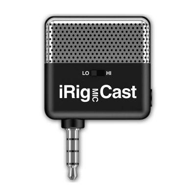 IK Multimedia - IK Multimedia iRig Mic Cast
