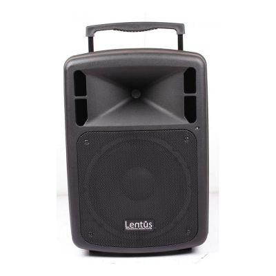 Lentus - Lentus LNT-P-120 El ve Yaka Mikrofonlu Taşınabilir Hoparlör