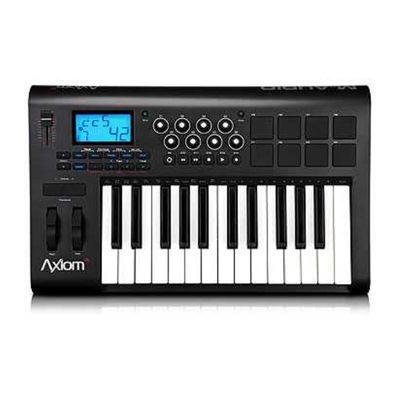 M-Audio - M-Audio Axiom 25 MK II, 25 tuş MIDI controller USB klavye