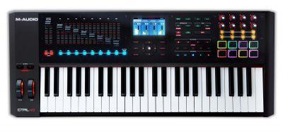 M-Audio - M-AUDIO CTRL 49 MIDI Controller