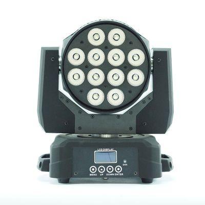 Metrolight - Metrolight Led Wash Moving Head Robot Işık