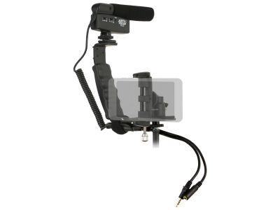 MXL Microphones - MXL MM-VE001 Mobil Medya Videografer Kit