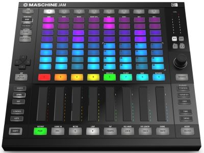 Native Instruments - Native Instruments Maschine Jam Performans ve Prodüksiyon Sistemi