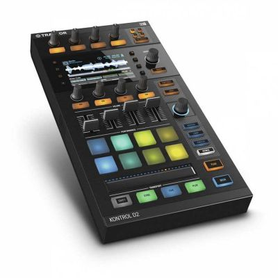 Native Instruments - Native Instruments Traktor Kontrol D2