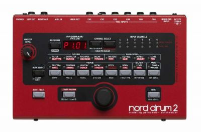 Clavia - NORD Drum 2 Synthesiser