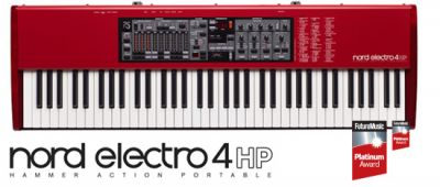 Clavia - NORD Electro 4 HP Synthesiser