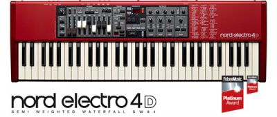 Clavia - NORD Electro 4D SW61 Synthesiser