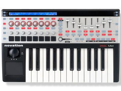 Novation - Novation 25 SL MK II Midi Klavye ve Kontrol Cihazı