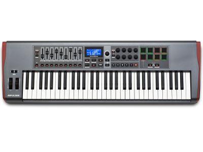 Novation - Novation Impulse 61 Midi Klavye ve Kontrol Cihazı