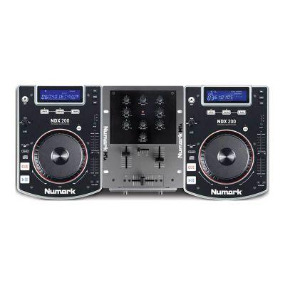 Numark - Numark I Cd Dj in A Box DJ Seti