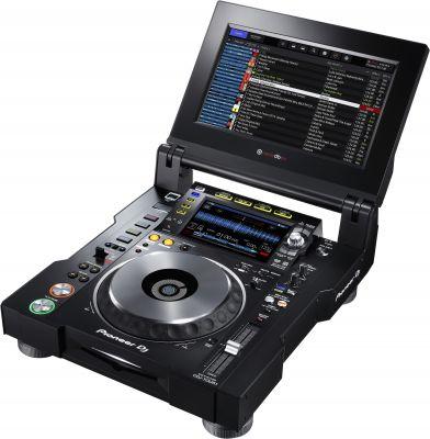 Pioneer DJ - Pioneer CDJ-TOUR1 Katlanabilir Dokunmatik Ekranlı Player