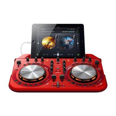 Pioneer DJ - Pioneer DDJ-WEGO 2 (Siyah-Kırmızı-Beyaz)