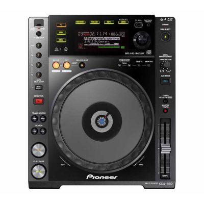 Pioneer DJ - Pioneer CDJ-850 Dj Cd Player