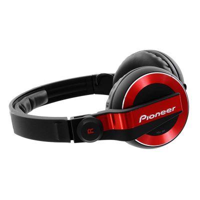Pioneer DJ - Pioneer HDJ 500 Dj Kulaklığı (Siyah-Beyaz-Kırmız-Mor-Yeşil)