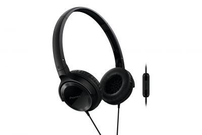 Pioneer - Pioneer SE-MJ502T-K SİYAH Kulaklık