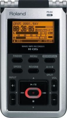 Roland - ROLAND R-05 - Wav / MP3 Kayıt Cihazı