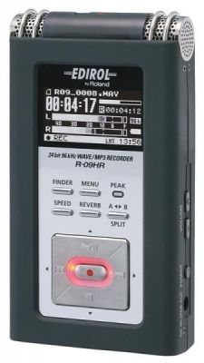 Roland - ROLAND R-09 HR - Wav / MP3 Kayıt Cihazı