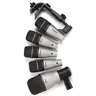 Samson - SAMSON SADK5 - 5 Parça Davul Mikrofon Seti