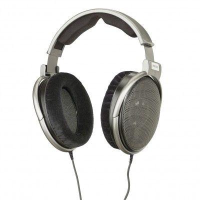 Sennheiser - Sennheiser HD 650 Profesyonel Kulaküstü Kulaklık (Siyah) - 009969