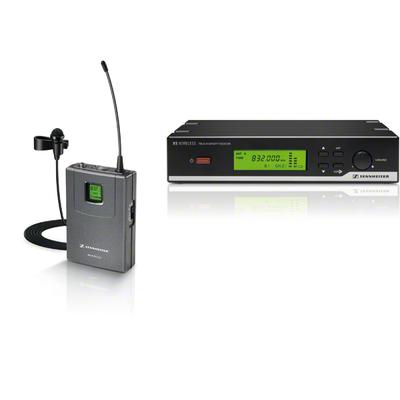 Sennheiser - Sennheiser XSW-12 Kablosuz Yaka Mikrofonu