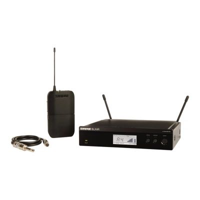 Shure - Shure BLX14RE/CVL Rack Tipi Kablosuz Yaka Mikrofonu
