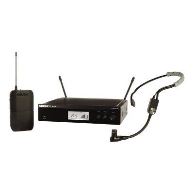Shure - Shure BLX14RE/SM35 Rack Tipi Kablosuz Headset Mikrofon