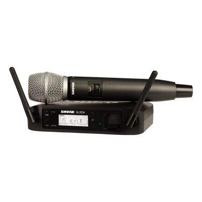 Shure - Shure GLXD24E/SM86 Kablosuz SM 86 Kapsül El Mikrofonu